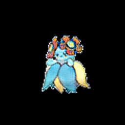 Bellossom as water type