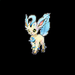 Leafeon as water type