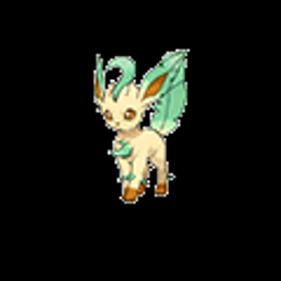 Leafeon, grass type