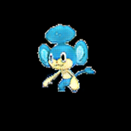 Pansage as water type