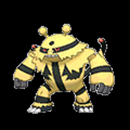 Electivire, electric type