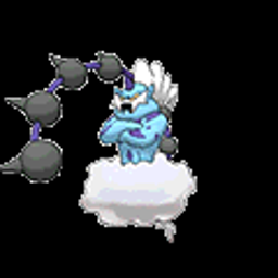 Thundurus, electric type
