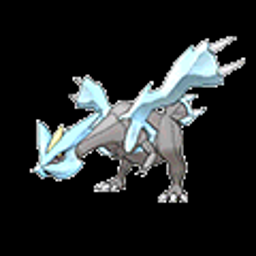 Kyurem, dragon type