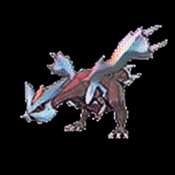 Kyurem as dark type