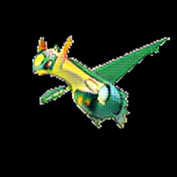 Latios as grass type