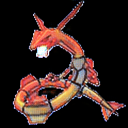 Rayquaza as fire type