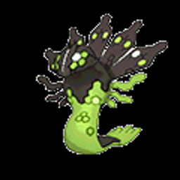 Zygarde, dragon type