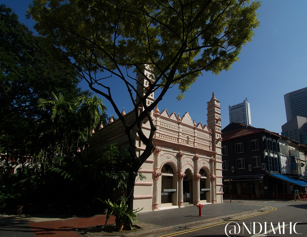 Nagore Dargah Muslim Heritage Centre, SIngapore