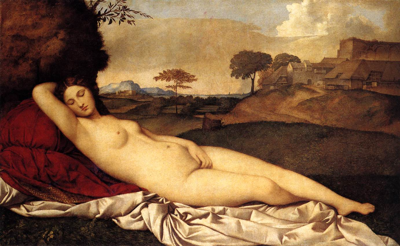 https://en.wikipedia.org/wiki/Sleeping_Venus_(Giorgione)