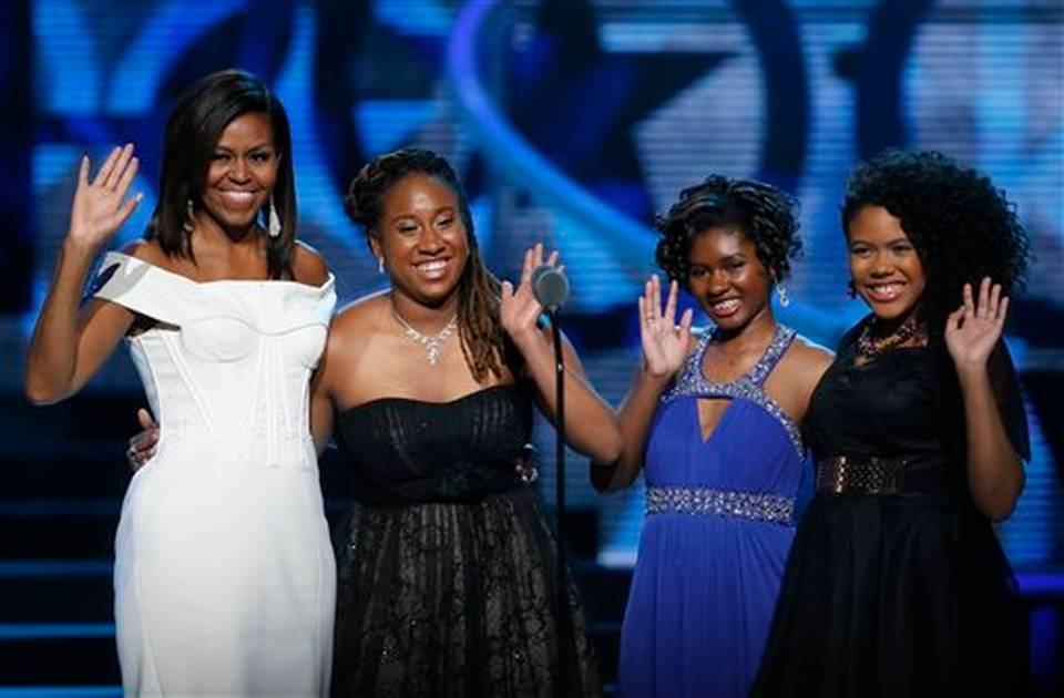 Black Girls Rock Appearance on BET, Image Courtesy of Gabrielle Jordan Williams