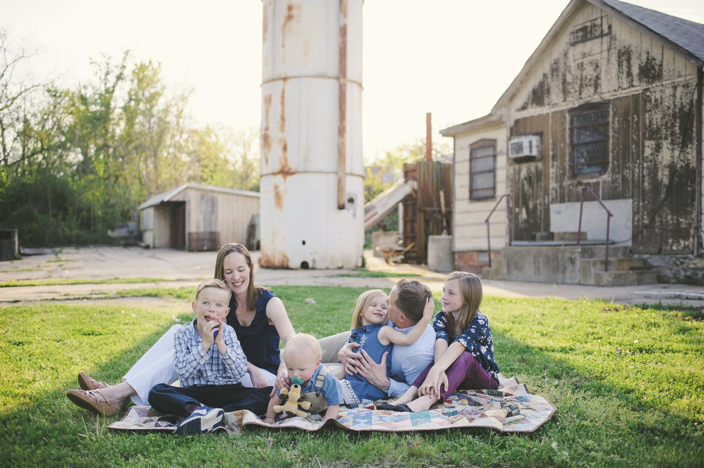 Leavenworth Urban Family Photographer