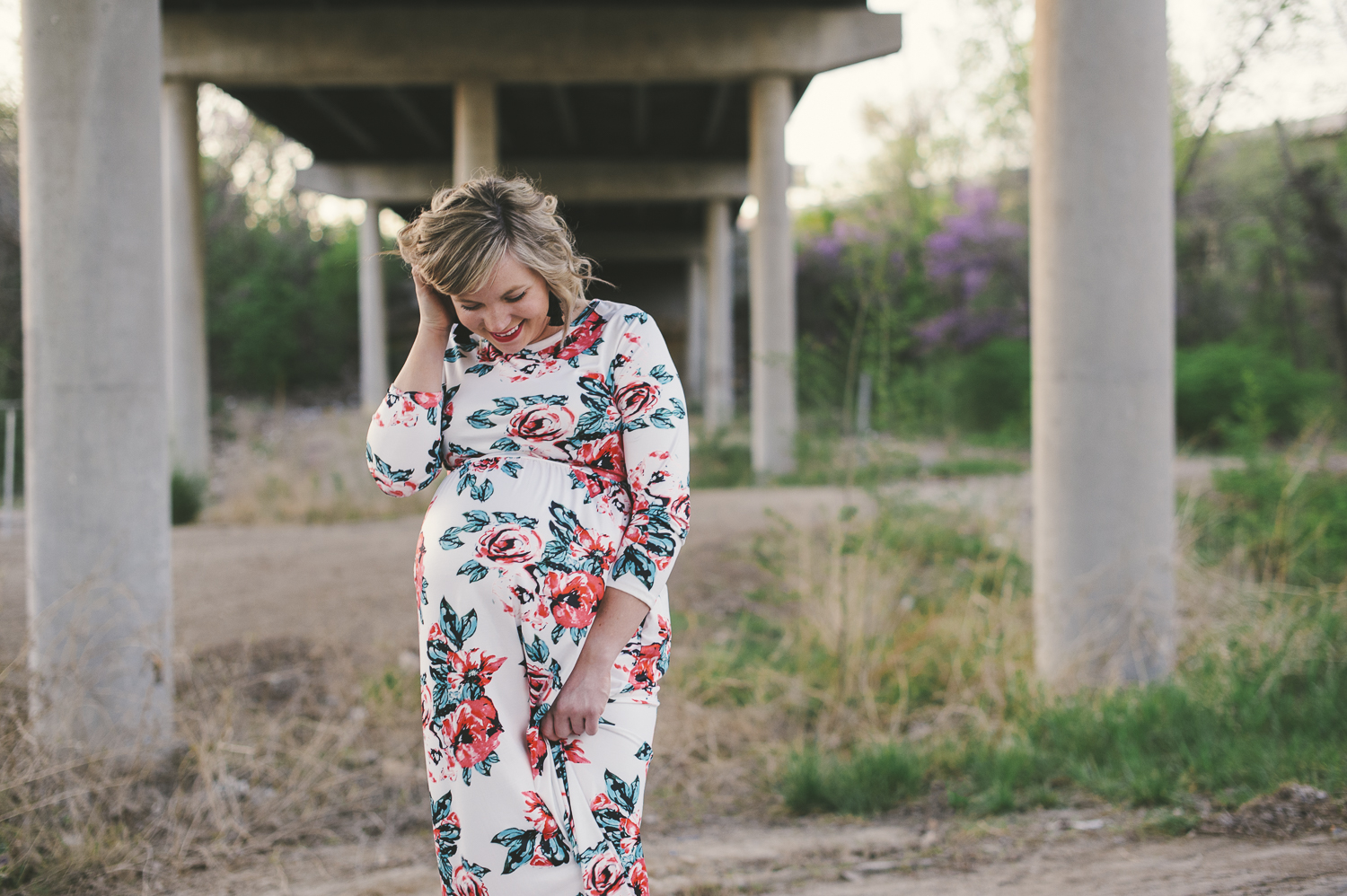 Lifestyle Maternity Kansas City Photographer
