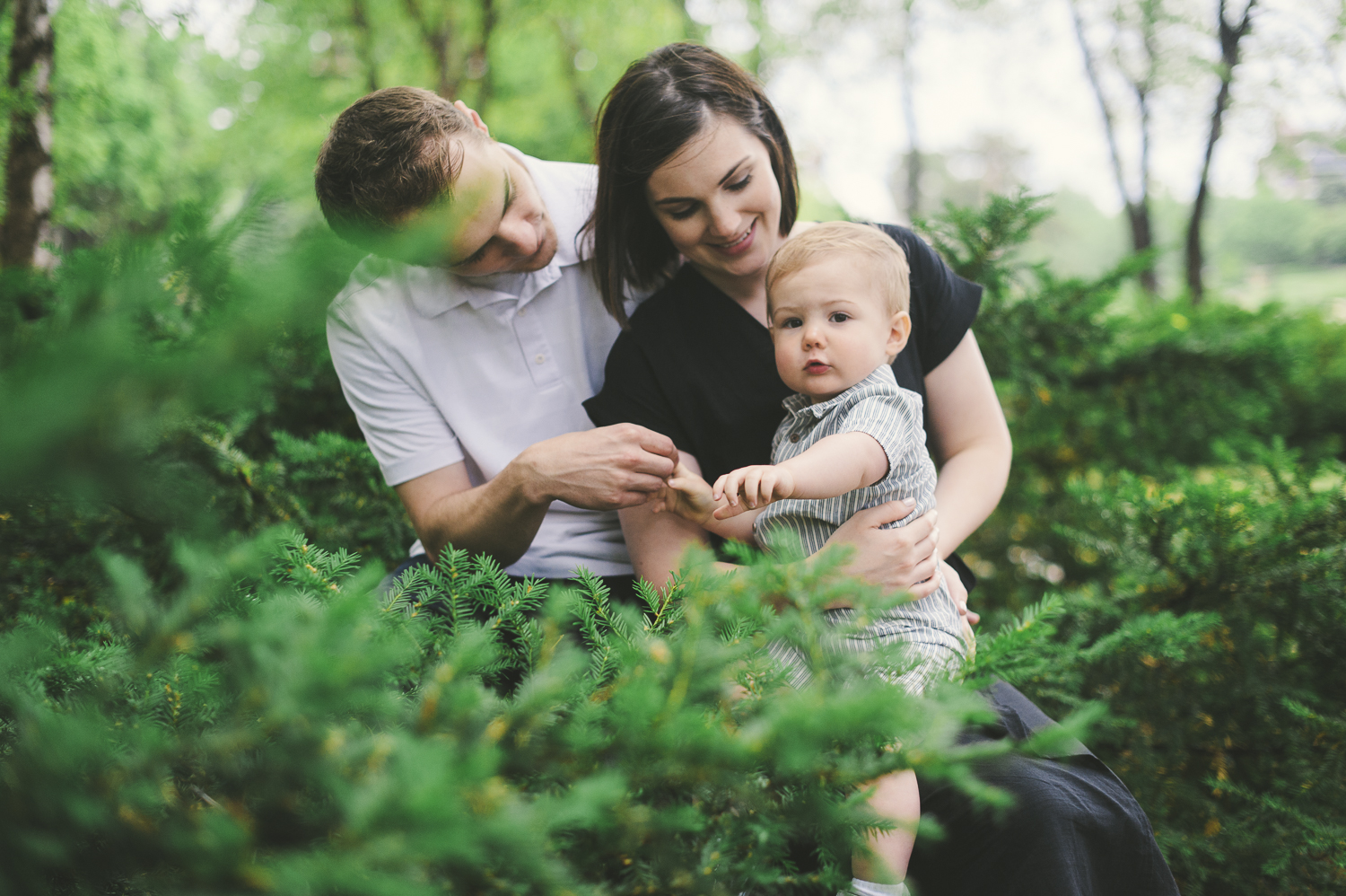 Lifestyle Family Photographer Kansas City