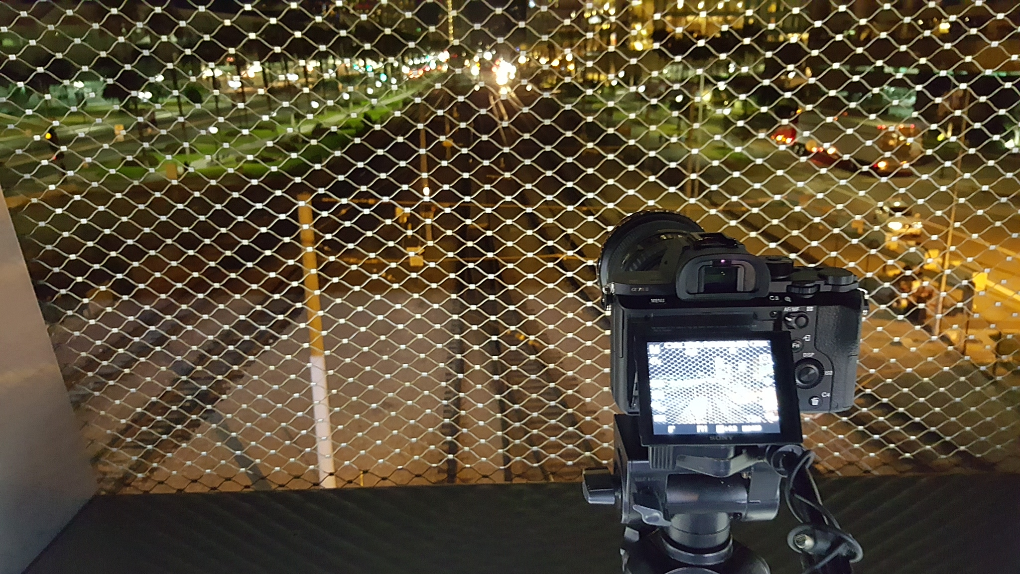 Here is a behind the scenes picture i took with my Samsung Note 5.