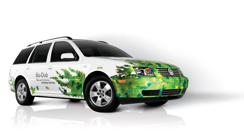 Volkswagen, Jetta BioDiesel TDI, 3/4 view
