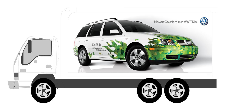 Volkswagen, Jetta BioDiesel TDI, 3/4 view Client: Crispin, Porter + Bogusky