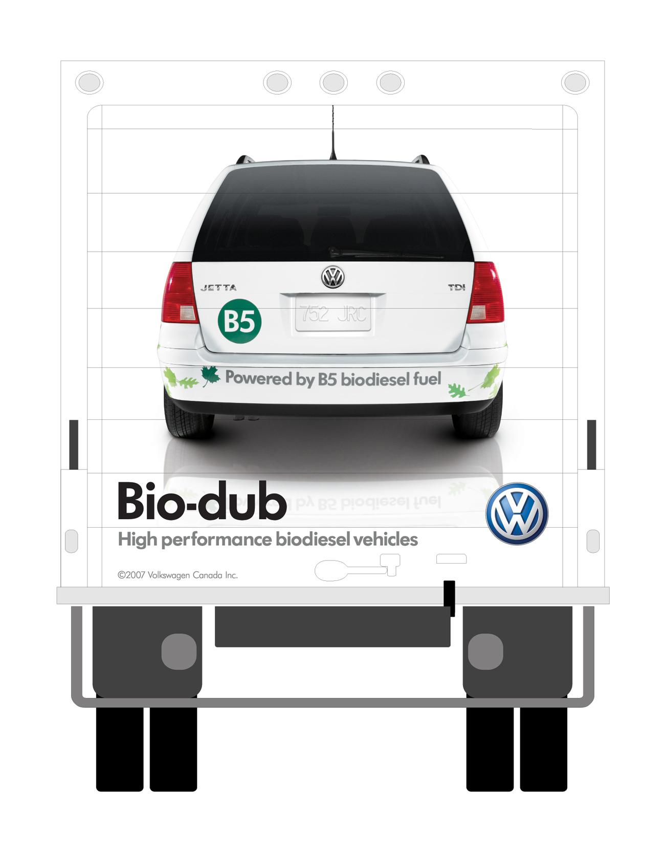 Volkswagen, Jetta BioDiesel TDI, rear view Client: Crispin, Porter + Bogusky