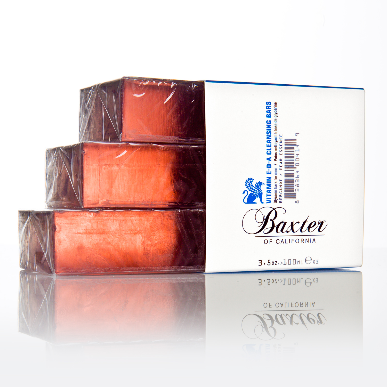 Baxter of California, Cleansing Bars