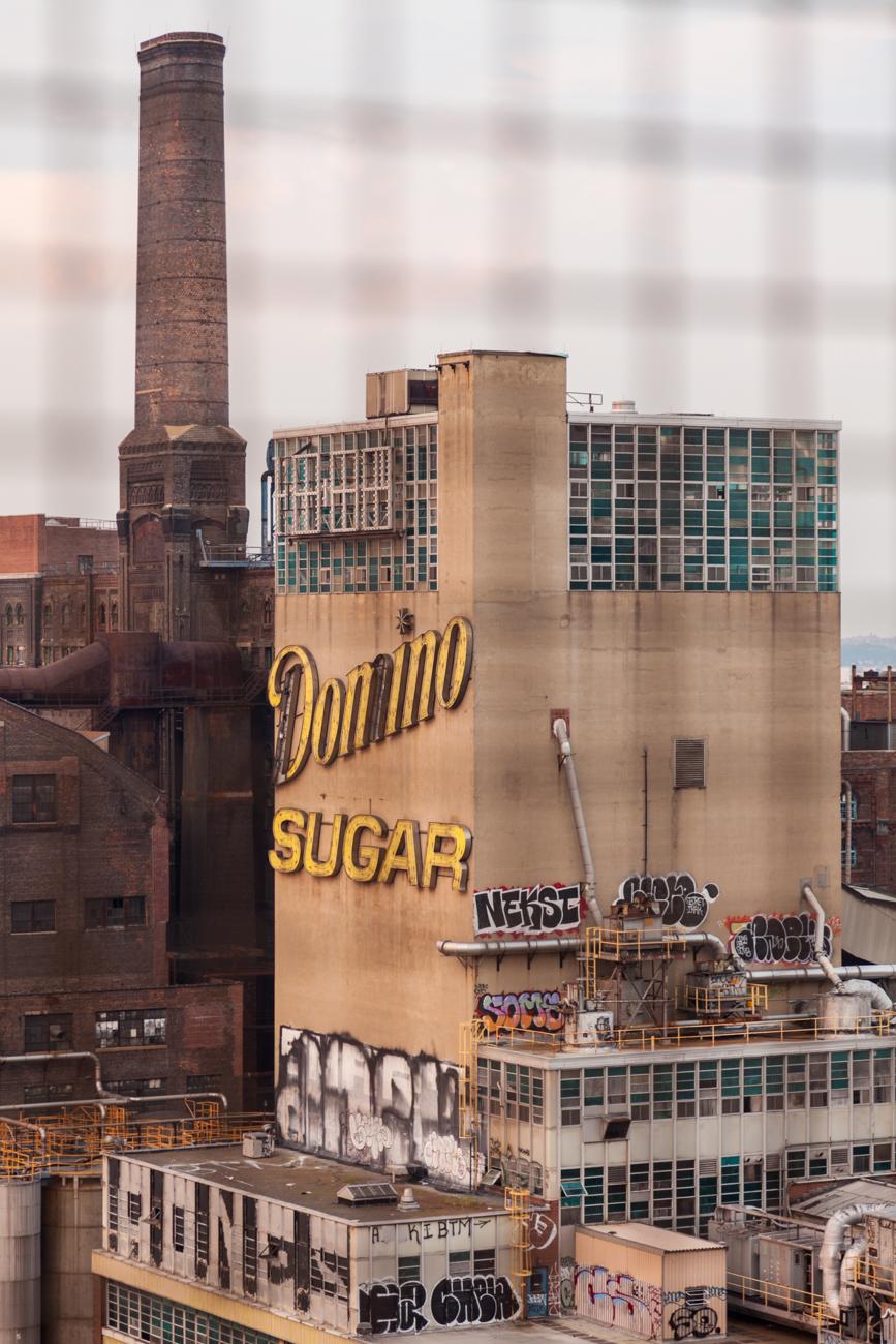 Domino Sugar Factory, 2010