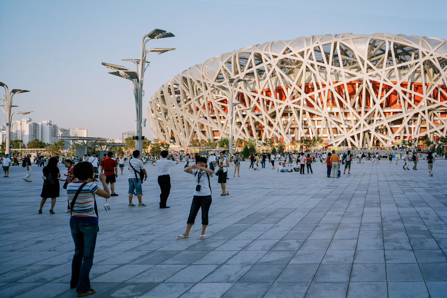 Beijing National Stadium (Birds Nest)