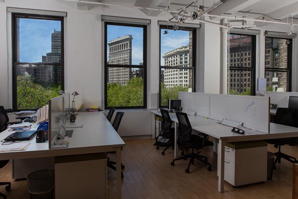 Partners + Napier,NY Office