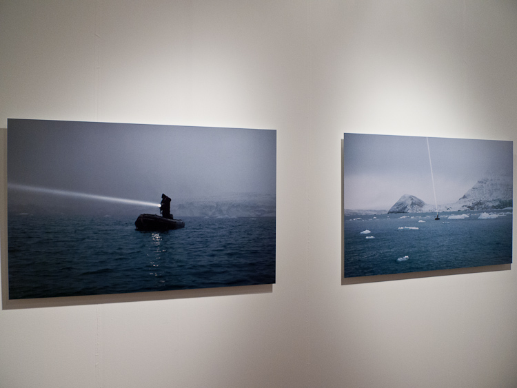 Andrea Galvani, Higgs Ocean #6 and #7 at Meulensteen