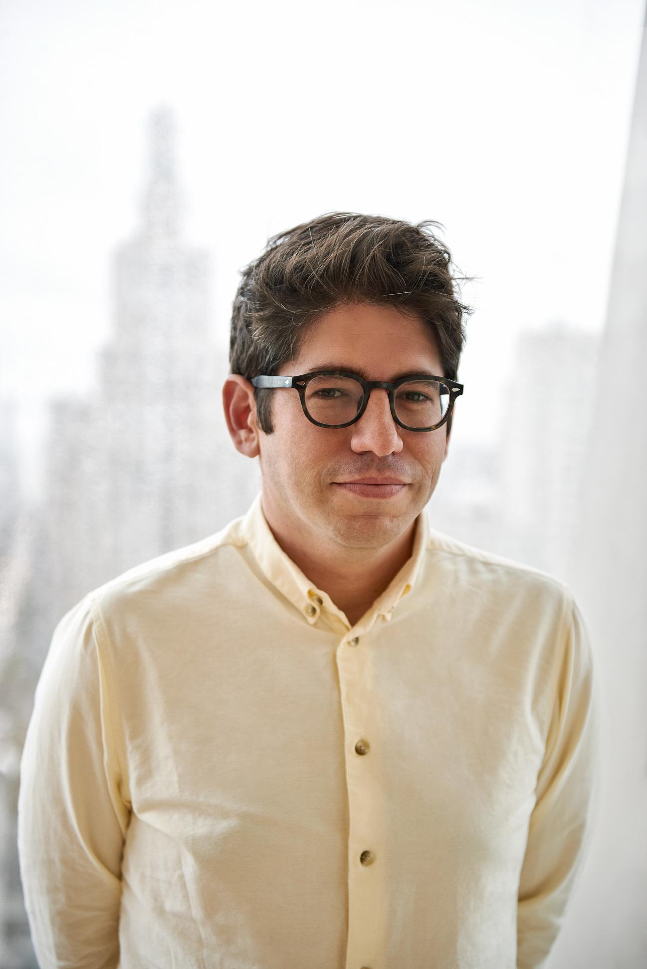 Yancey Strickler, Co-Founder & CEO of  Kickstarter .
