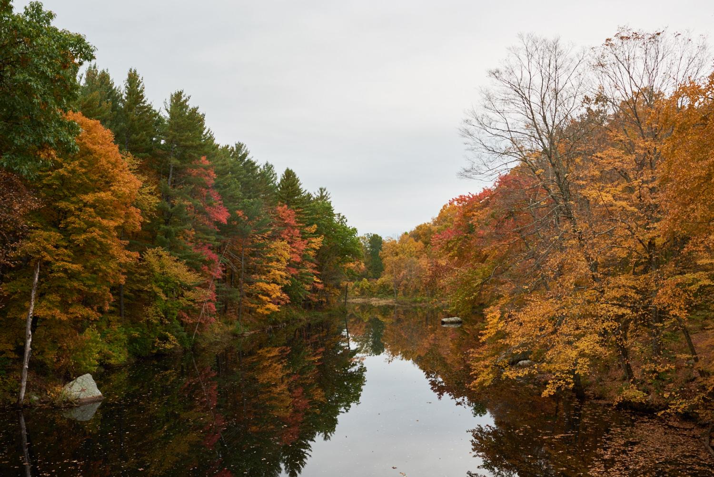 Miller's River. © 2016 harlan erskine.