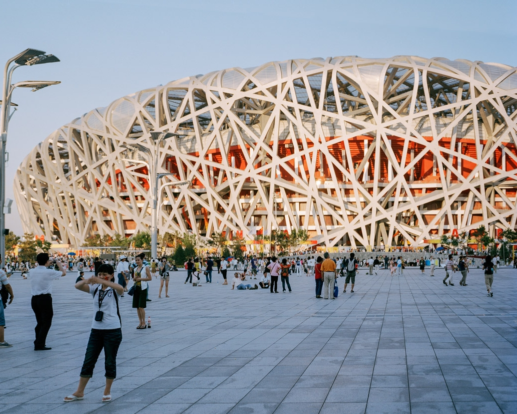 Beijing Olympics,  China at a Crossroads