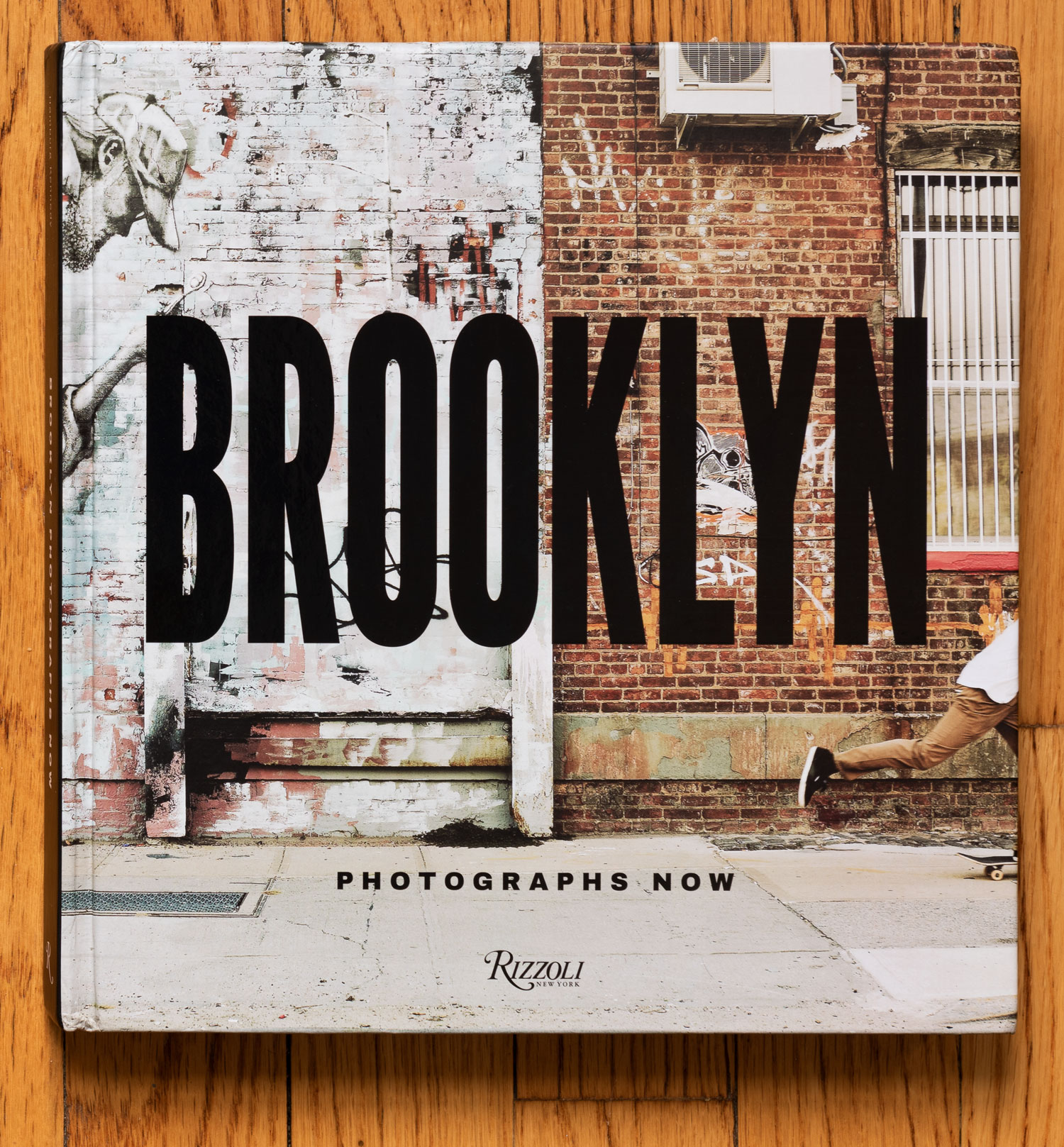Brooklyn Photographs Now, Rizzoli Press , 2018. Cover photograph by  Ryan Zimmerman  2013.