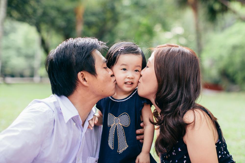 Jessica Family Portrait