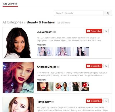 http://www.youtube.com/channels/beauty_fashion