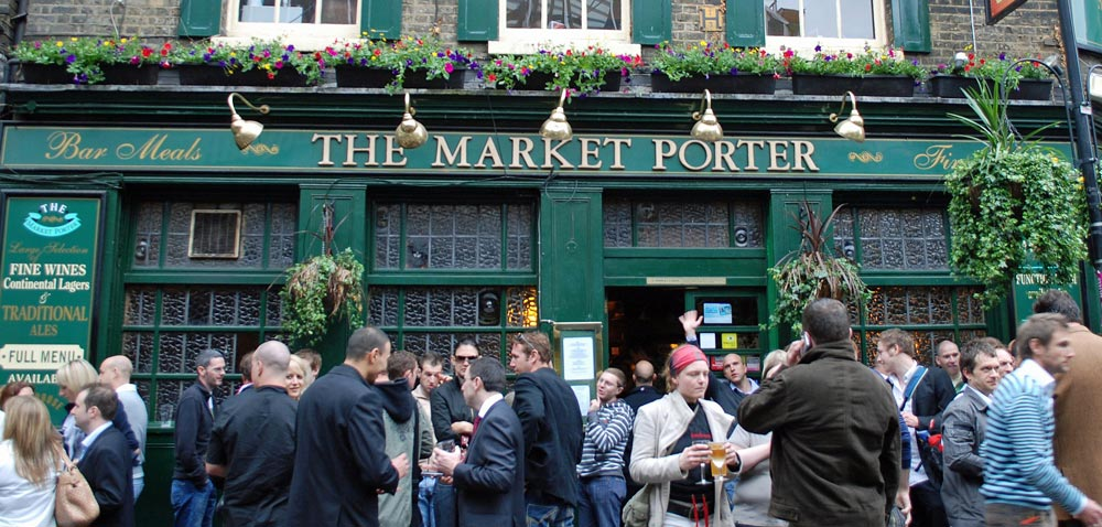 London pub by  Stacy  on Flickr