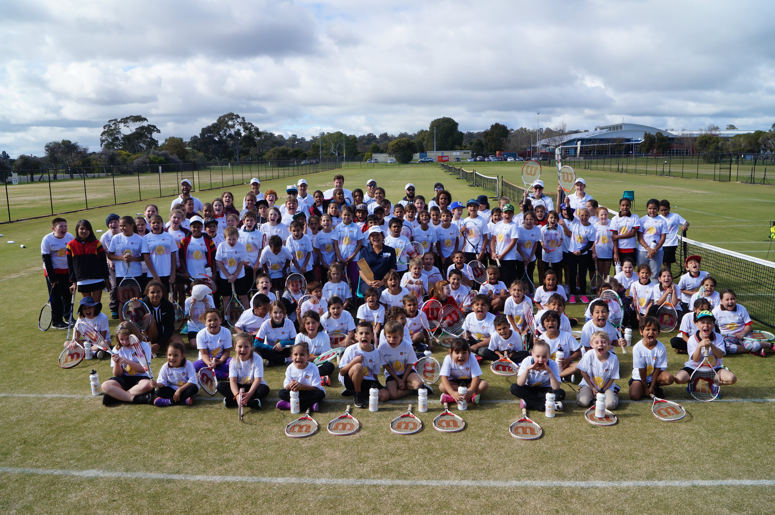 118 youngsters participate in Bunbury - a great way to end the 2016 Come and Try Days!
