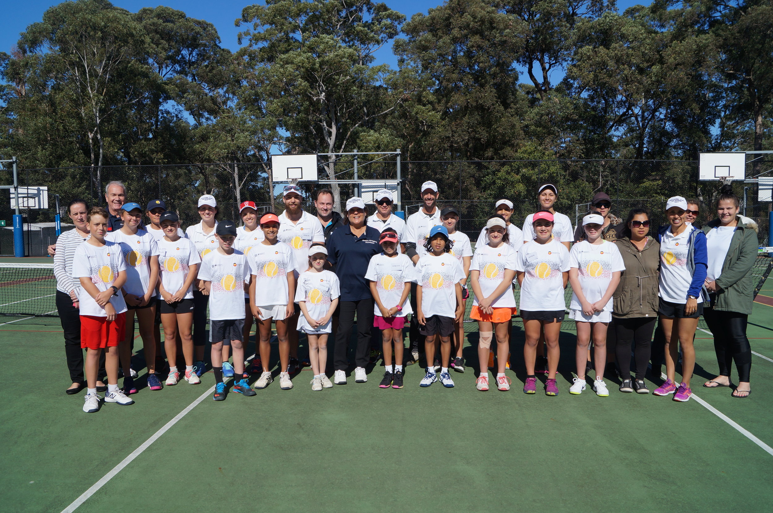 GSDC Syd 2017 – the entire cast and crew! Youngsters from QLD, NSW and TAS attended with parents and EGF coaches – a great weekend!