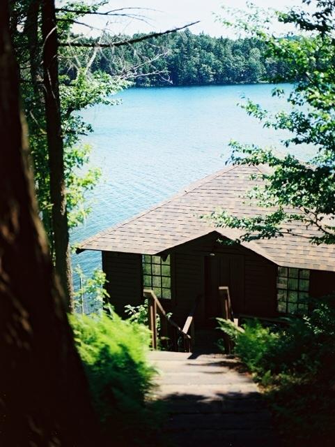 roth camp boathouse, july 2017