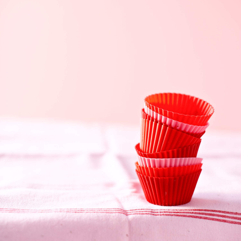 Moules a mini cupcakes