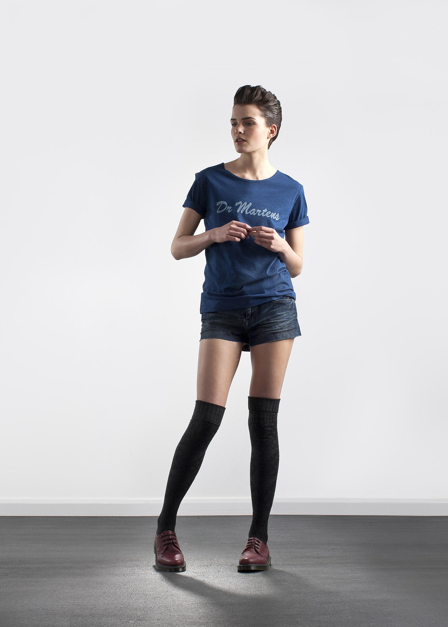 Dr Martens Print T-Shirt Women's FrontLR.jpg