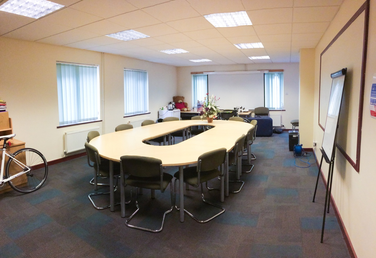 Conference Room 9m x 5m