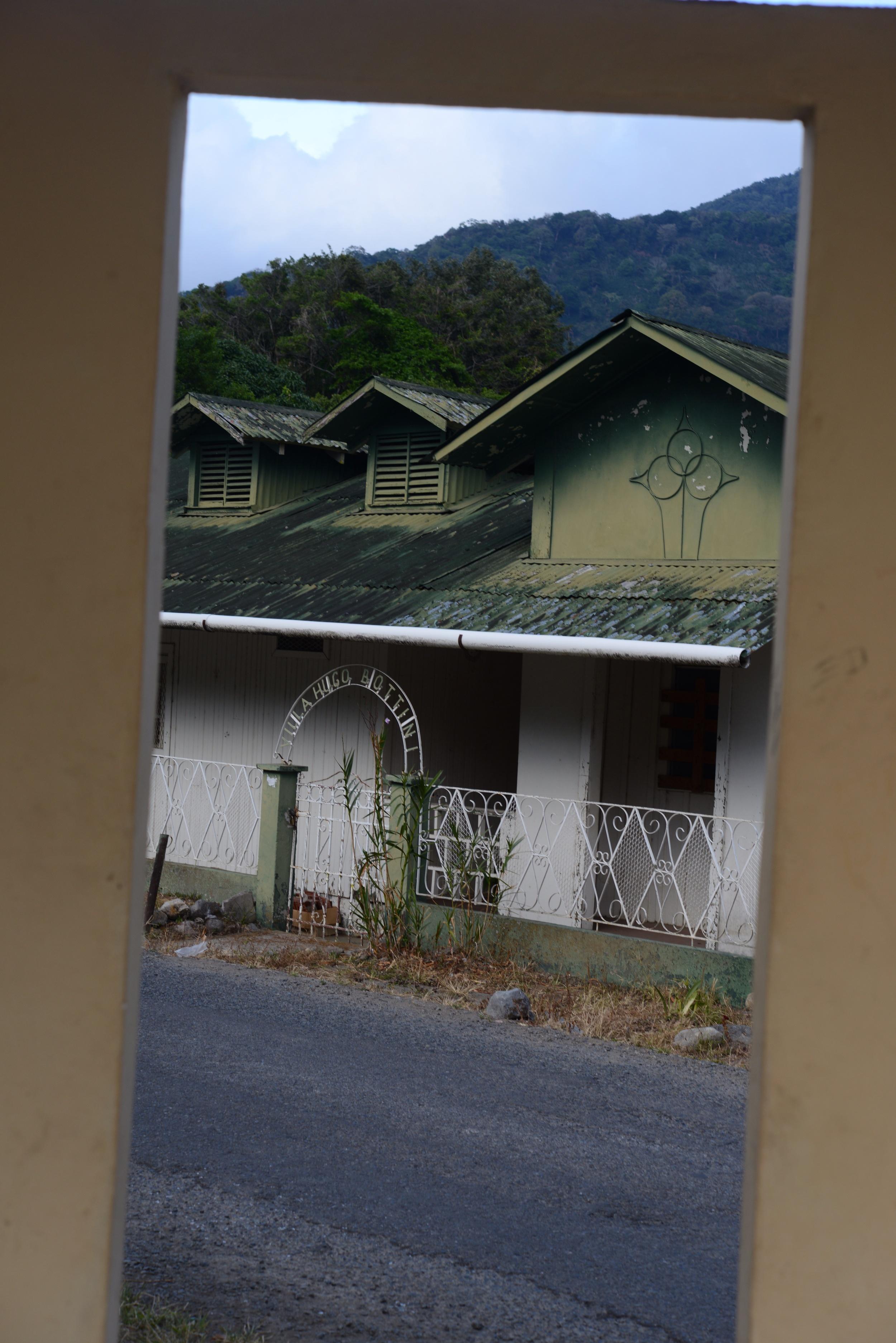 best houses are deserted houses (c) Dhana Loner