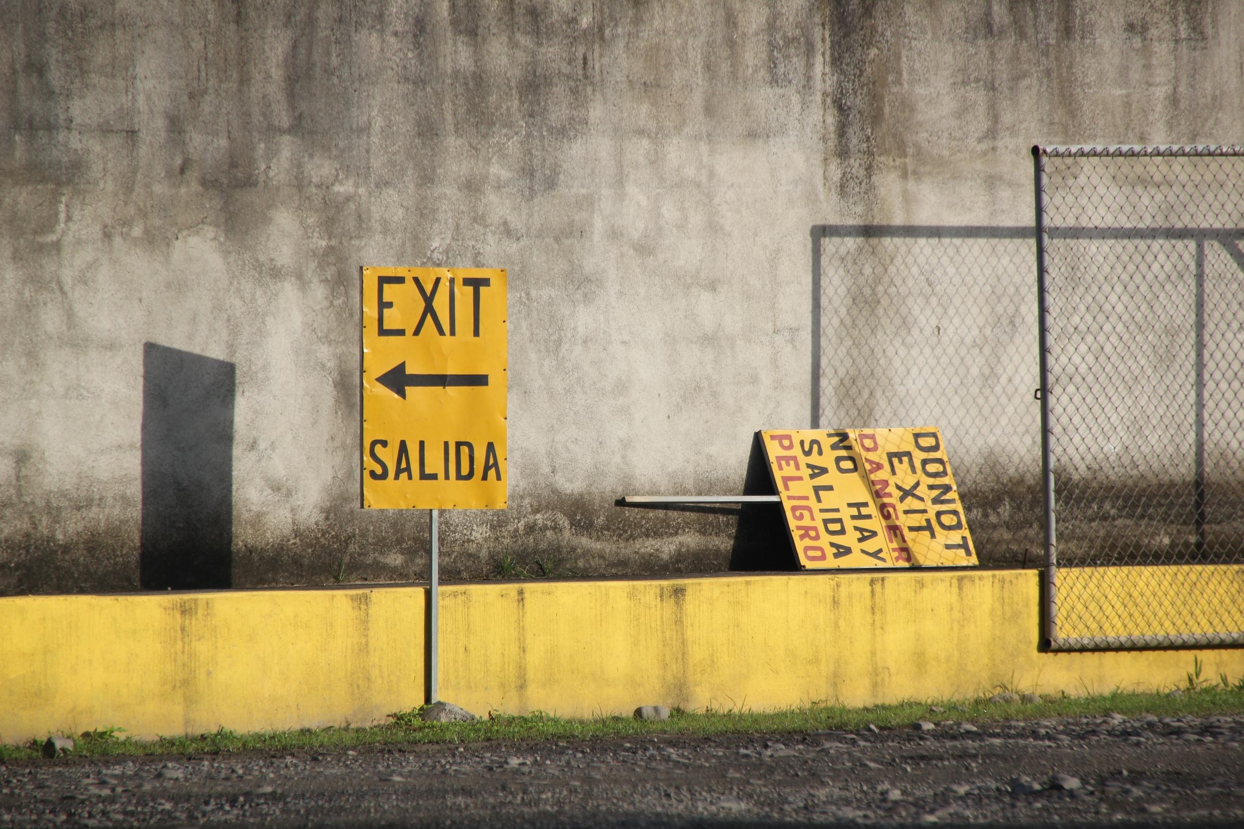 leaving cahuita