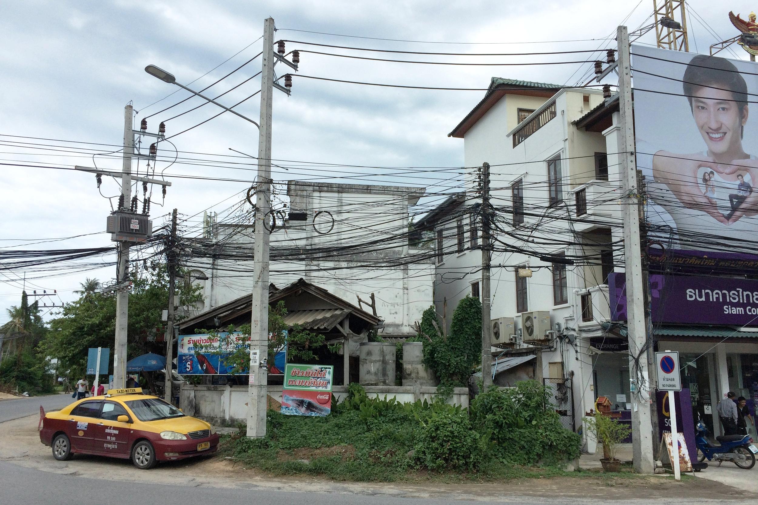 eine gewisse Urbanität ist Koh Samui nicht abzusprechen