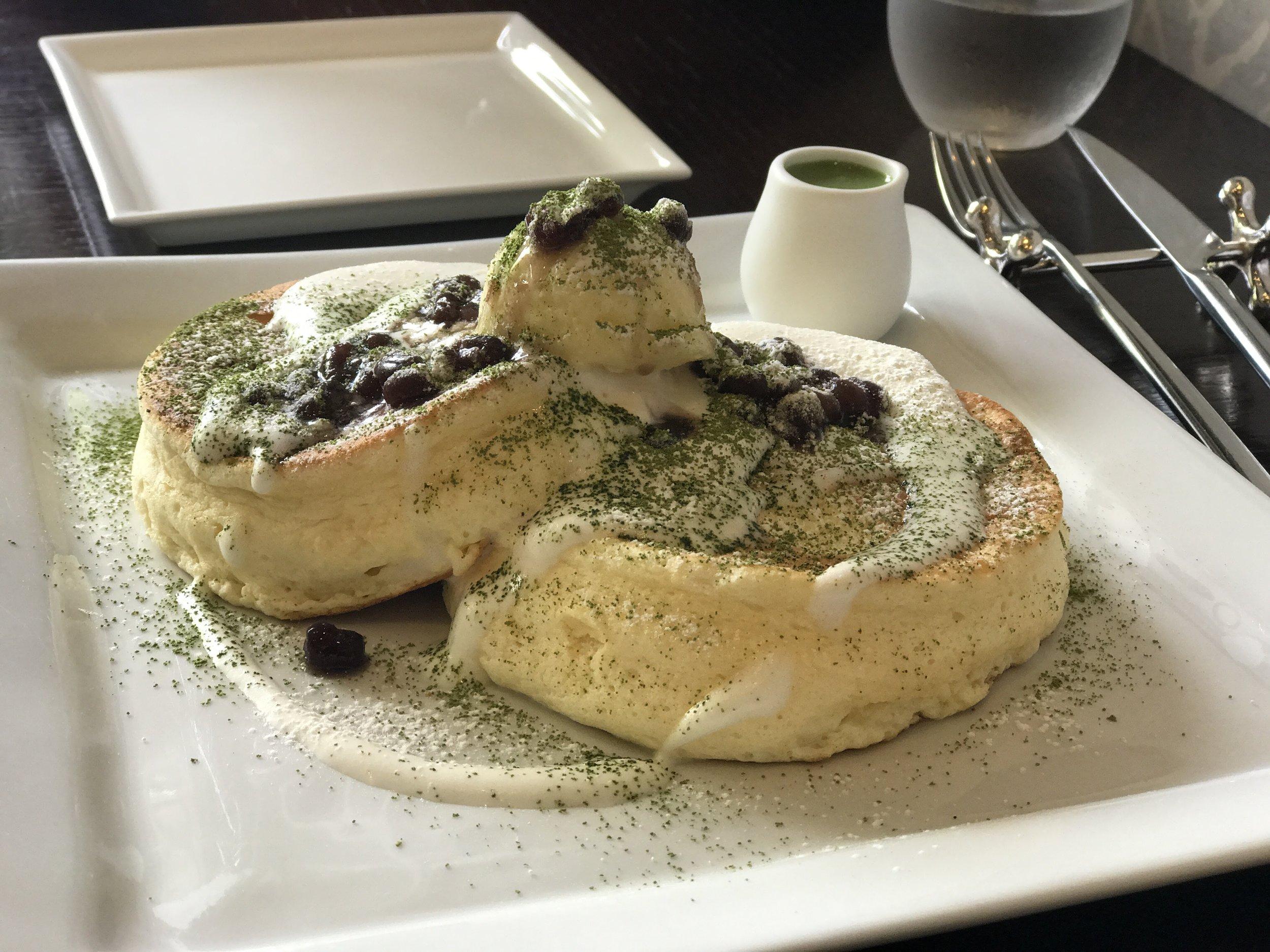 Nagano Pancakes