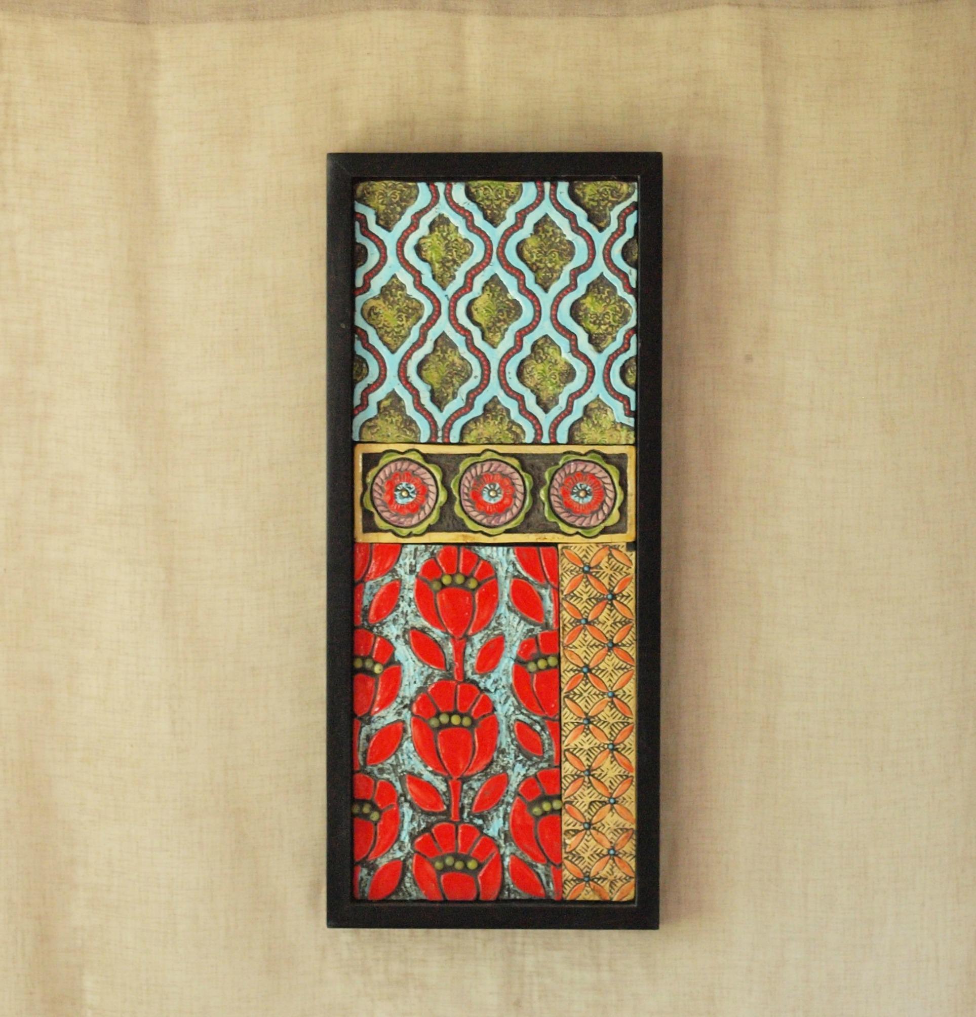 Moroccan Patchwork No. 1