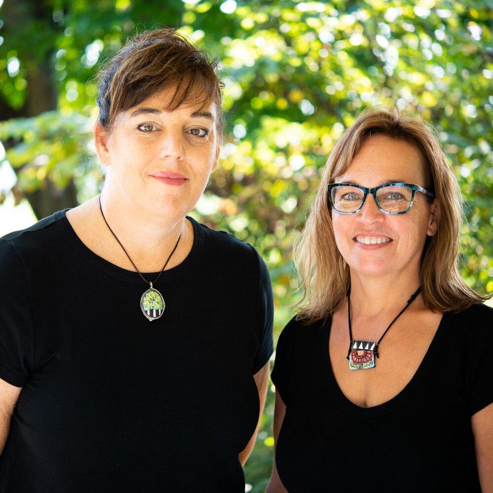 Romy Kissel & Clare Bies