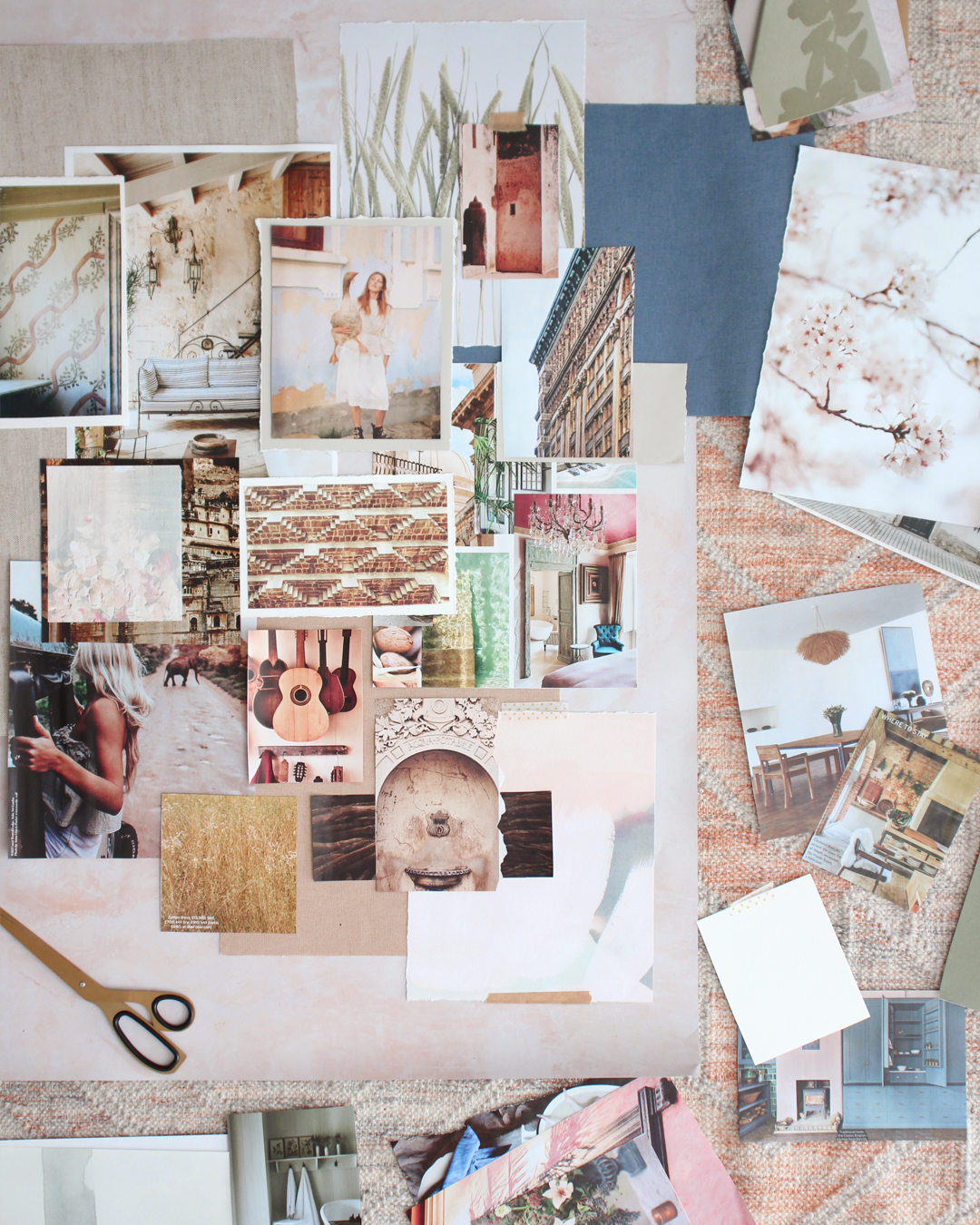 How To Create a Mood Board — N.S