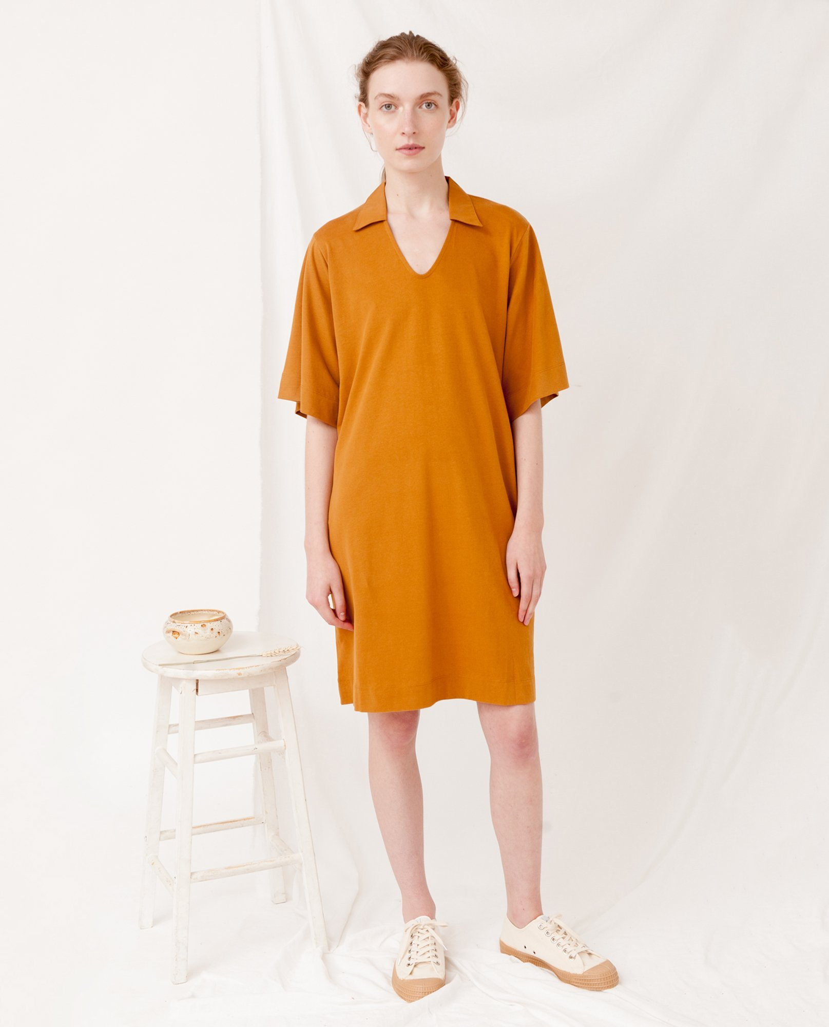 Luana-Beaumont-Organic-Organic-Cotton-Dress-In-Rust-1.jpg