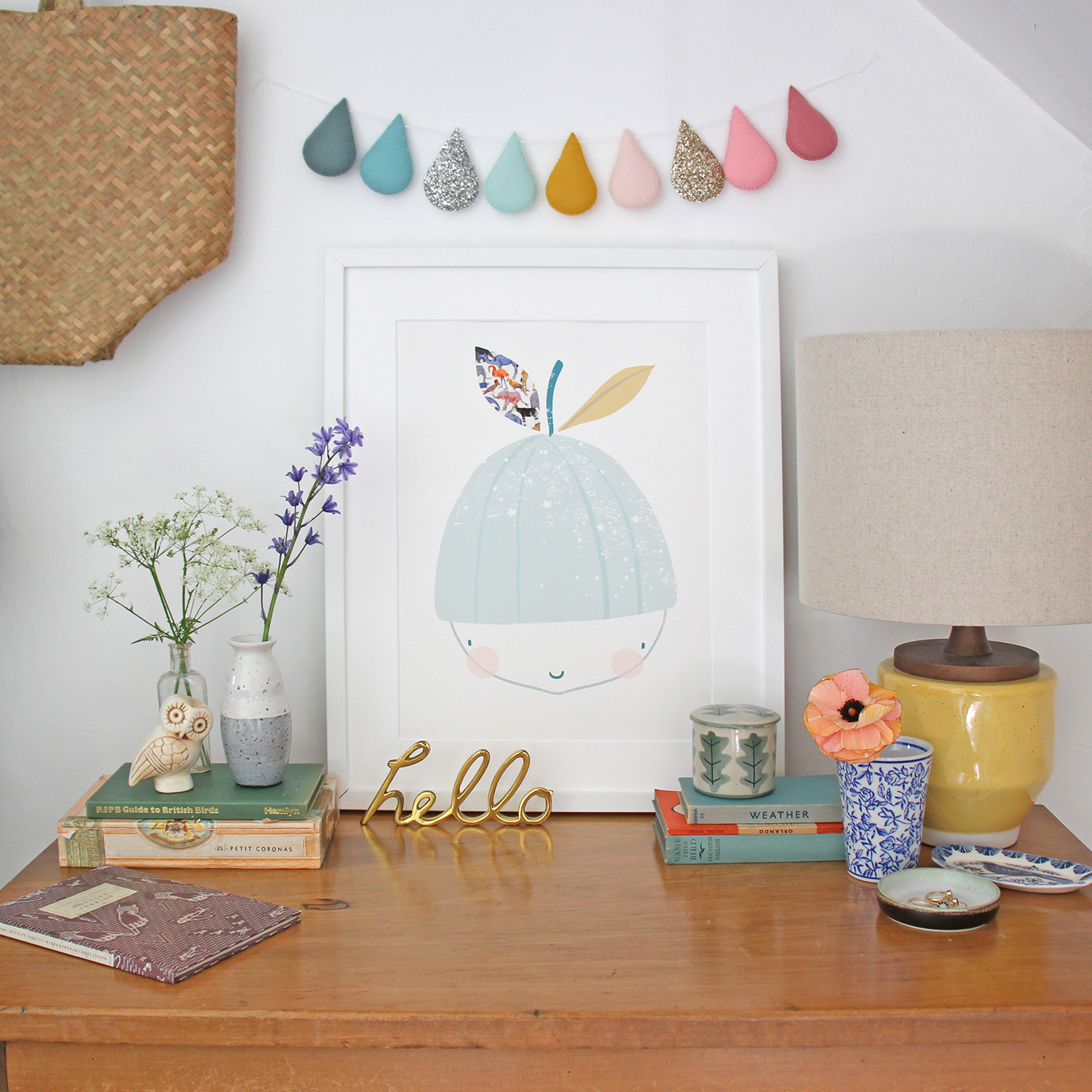 The-Charming-Press-product-photography-nancy-straughan-nursery-prints-art-styling-acorn.jpg