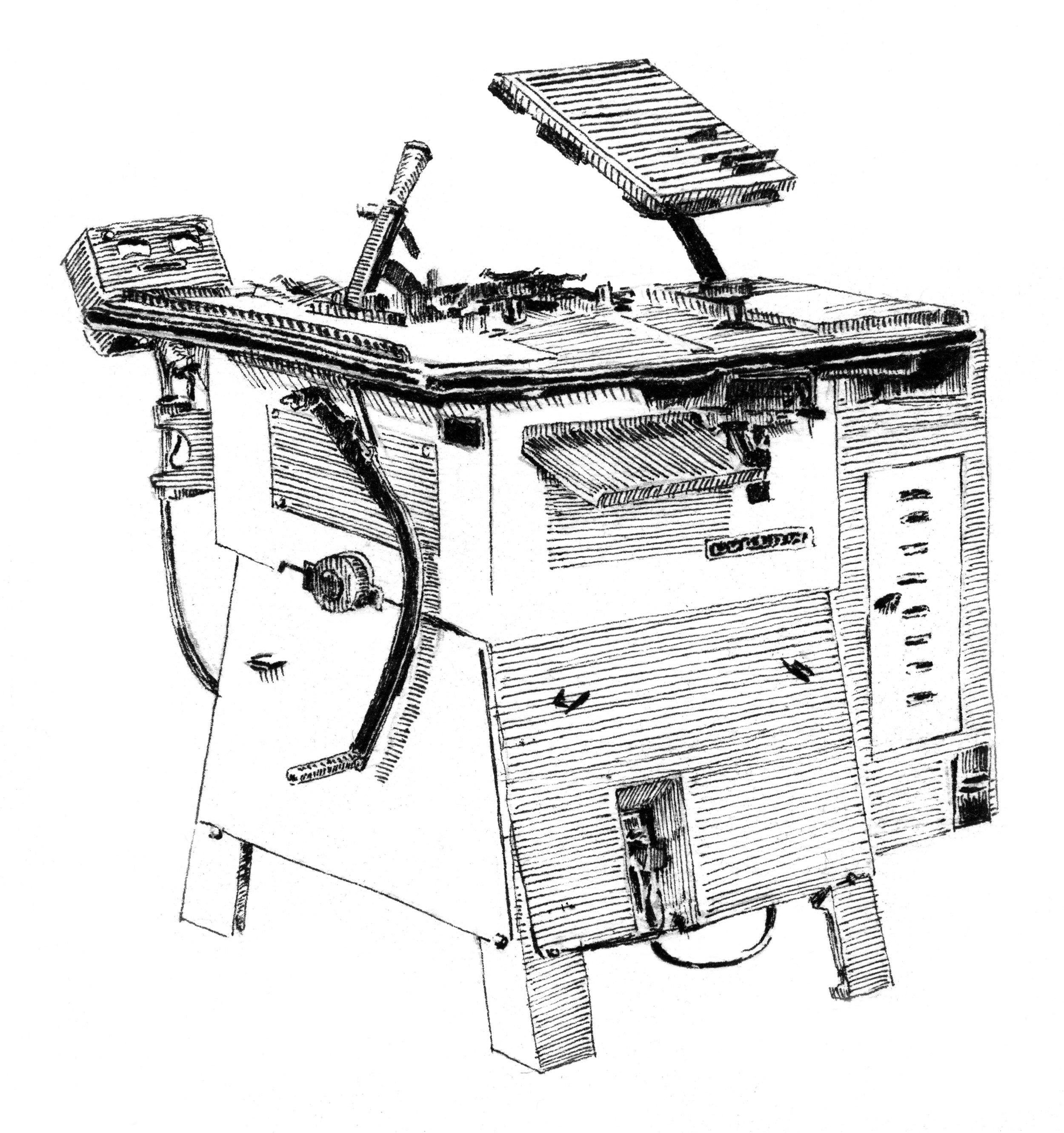 Ludlow Typograph