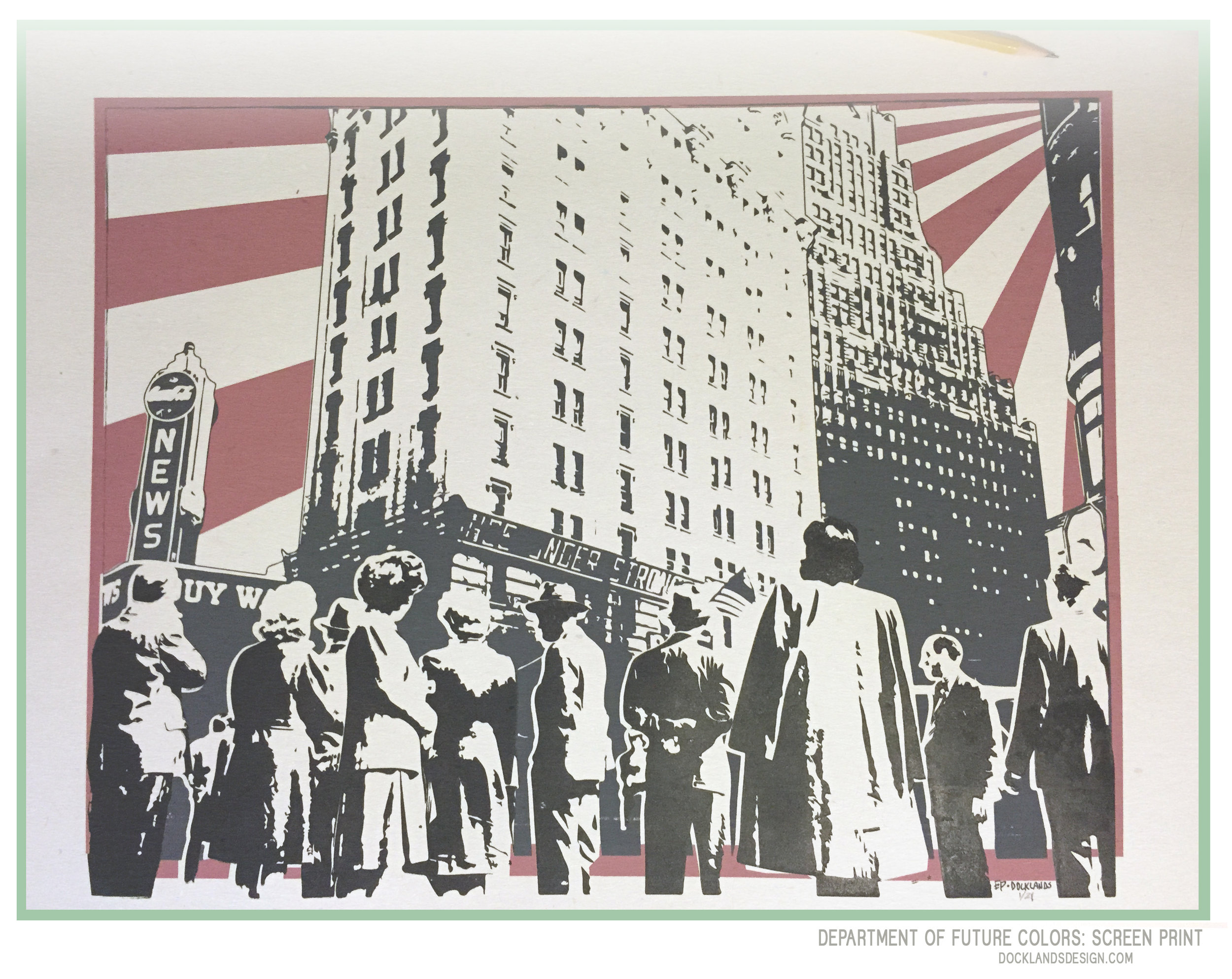 Art Poster Print, Retail